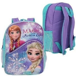 """Other - Frozen Northern Lights 16"""" backpack"""